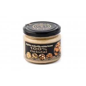 Almond and Cashew Butter, 300g